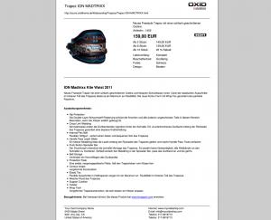 PDF Datenblatt Staffelpreise